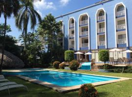 Hotel photo: Hotel Maya Palenque
