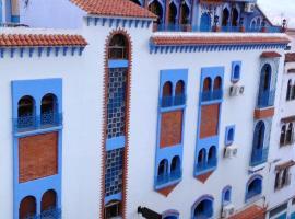 Hotel fotoğraf: Résidence Hoteliére Chez Aziz