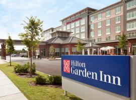A picture of the hotel: Hilton Garden Inn Boston Logan Airport