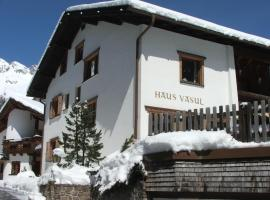 Hotel photo: Haus Vasul