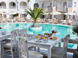 Hotel Photo: Aegean Plaza Hotel