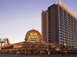 A picture of the hotel: Main Street Station Casino Brewery and Hotel