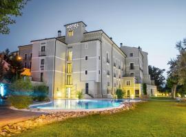 Hotel photo: Hotel Balneario Alhama de Aragón