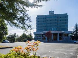 Фотографія готелю: Hotel Areaone Hiroshima Wing