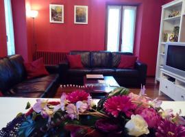 Hotel photo: Apartamentos Rurales Imaz Etxea - Urbasa