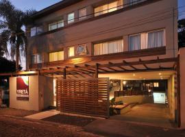 Hotel photo: Yreta Apart Hotel