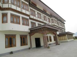 Hotel near Пунакха