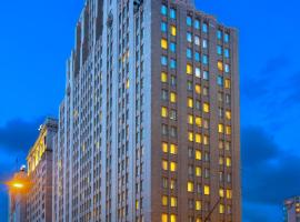 Hotel Foto: Residence Inn by Marriott Philadelphia Center City