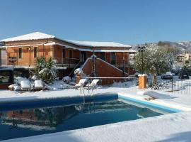 Hình ảnh khách sạn: Albergo Arinde