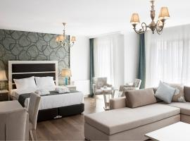 Hotel photo: Turkuaz Suites Bosphorus