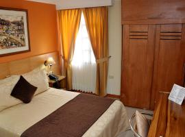 A picture of the hotel: Hotel Achalay