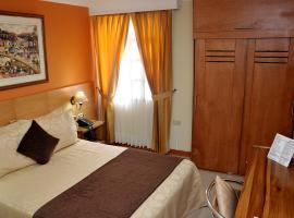 Hotel photo: Hotel Achalay