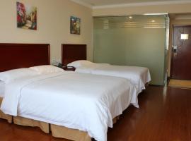 Hotel photo: GreenTree Inn ShanDong LinYi LinXi No.11 Road Express Hotel