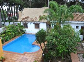 A picture of the hotel: Casa Rural Los Pepe