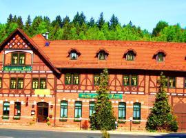 Hotel Photo: Hotel Zum Goldenen Hirsch
