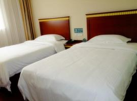 A picture of the hotel: GreenTree Inn ShanDong LaiWu West LaiWu Road Express Hotel
