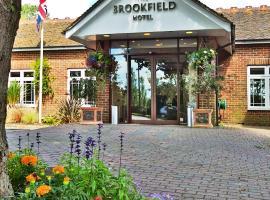 Hotel near Storbritannien