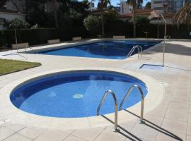 Hotel photo: Click & Booking Residencial Aqua