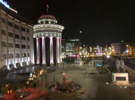 A picture of the hotel: Macedonia Square Studio