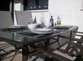 Hotel fotoğraf: Apartamento Migdia-Moraira