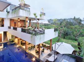 Hotel photo: Puri Padma Hotel