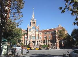 Hotel photo: Sagrada Familia Sant Pau Park Guell