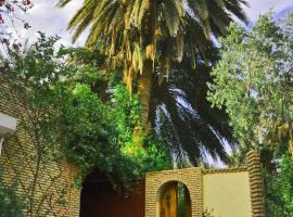 Hotel photo: Villa Le Jasmin Tozeur