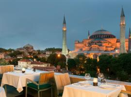 Zdjęcie hotelu: The And Hotel Sultanahmet- Special Category