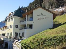 Hotel photo: Hotel Apart Alpenschlössl
