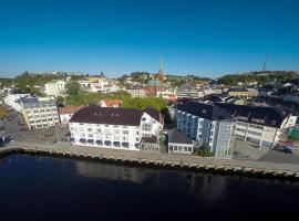 Hotel near Norvégia