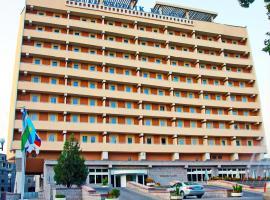 Hotel near Uzbekistan