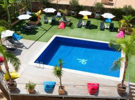 A picture of the hotel: Tryp Valencia Feria