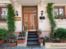 Фотографія готелю: Sultans Royal Hotel