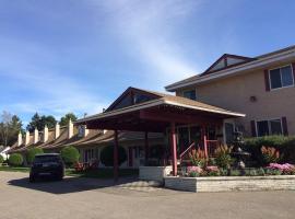 Hotel photo: Motel des Pentes et Suites