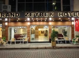 Hotel Foto: Grand Zeybek Hotel