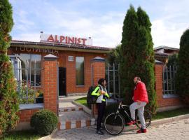 Hotel near Kirgistan