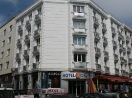 Hotel photo: Diana Hotel