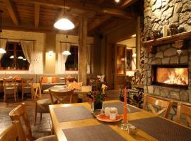 Ξενοδοχείο φωτογραφία: Hotel a restaurace Palfrig