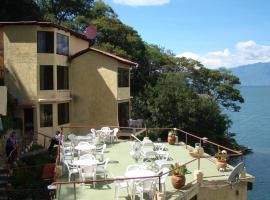 Hotel photo: Hotel Restaurante La Villa de los Dioses