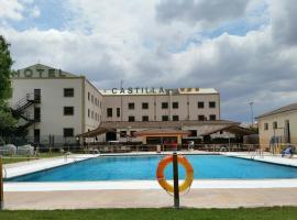 Hotel photo: Hospedium Hotel Castilla