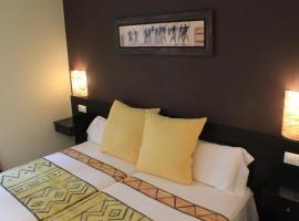 Фотографія готелю: Pensión Basic Confort