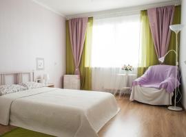 Hotel near Novoye Medvezhino