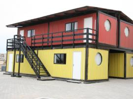Hotel photo: Adventure Village Swakopmund
