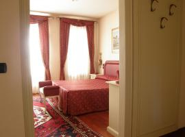 A picture of the hotel: Residence Meuble' Cortina