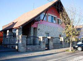 Hotel near Budapešta