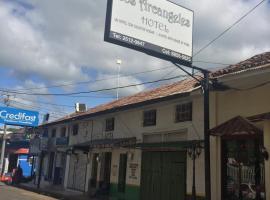 Hotel near Μποάκο