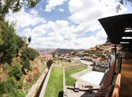 Фотографія готелю: Supertramp Hostel Cusco