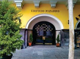 Hotel photo: Apartamento Pizarro