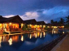 Hotel photo: Sangsawan Palace Khaolak Resort