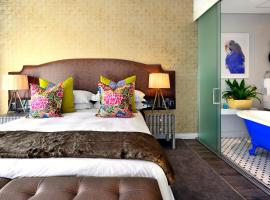 Hotel photo: Franschhoek Boutique Hotel